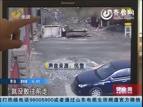 淄博:企业频频被盗 究竟何人作案?