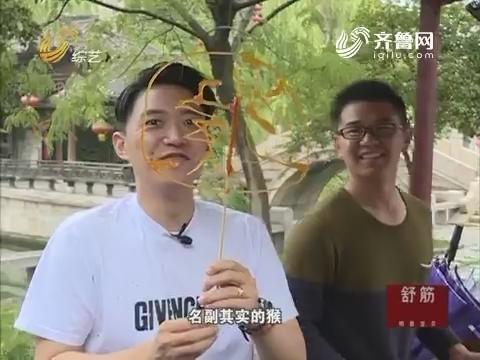 20160706《明星宝贝》:走进枣庄台儿庄古城