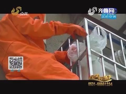 淄博:天热马蜂很活跃 消防三天捅俩蜂窝