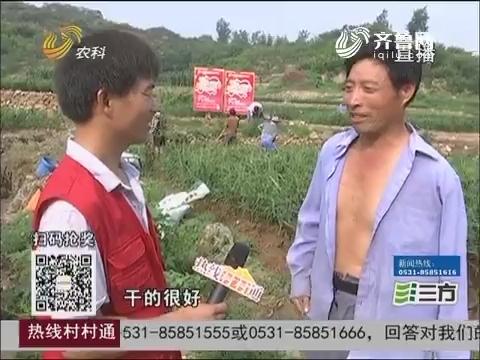 【三方帮您办】莱芜:农户遭遇车祸 三方联络员伸援手