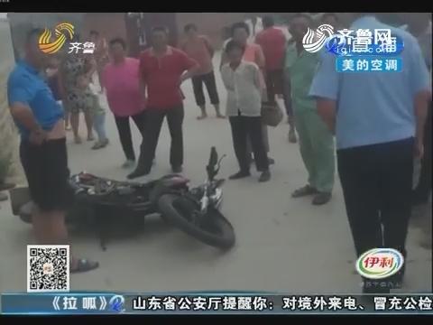 烟台:入室盗窃 被村民围堵