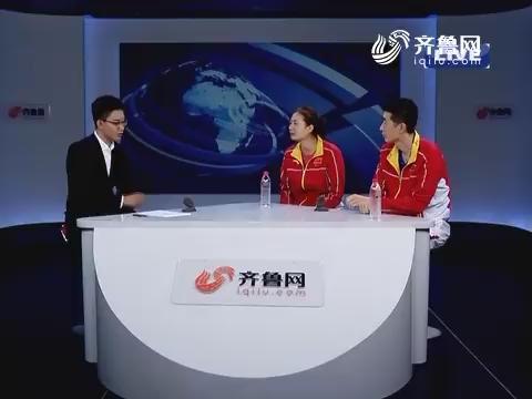 【视频】奥运期间郎平瞒队员吃泡面 杨方旭:队员只敢吃食堂