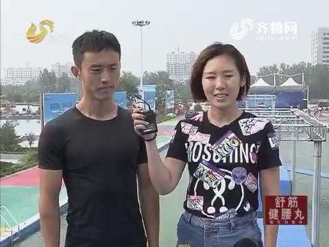 快乐向前冲:杨明杰VS张维 IT精英队抢回一分