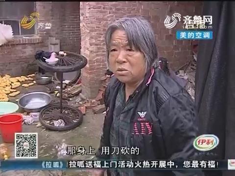 聊城:下手狠毒 男友残忍杀死女友