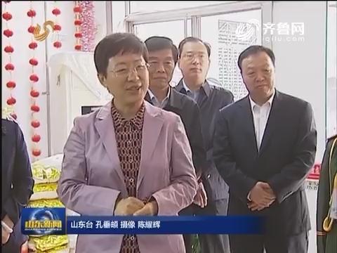 王随莲走访慰问老年人