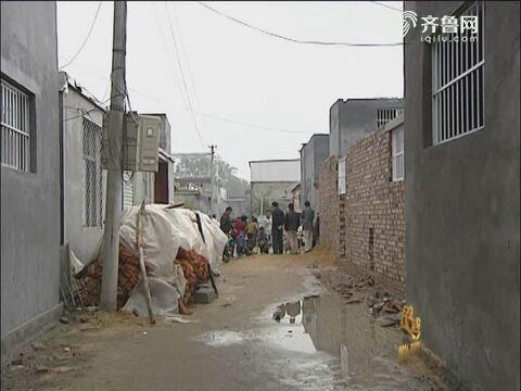 单县:村民私自建房 房屋坍塌12人受伤