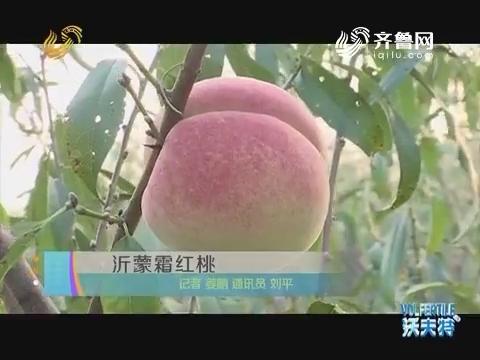 沂蒙霜红桃