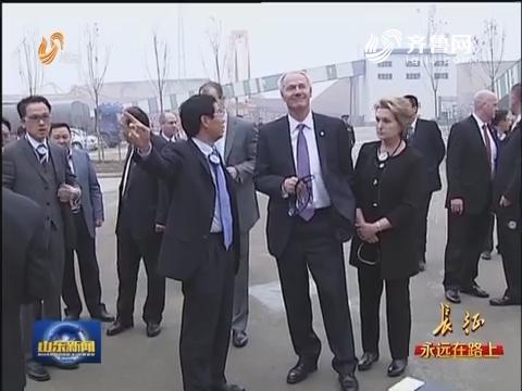 2016年11月06日山东新闻联播完整版