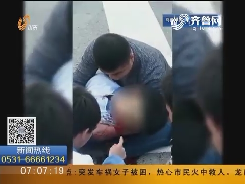 临沂郯城:中学生外出买饭遭意外 被货车撞击一死一伤