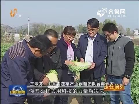 【走在前列】山东:创新机制 给农业插上科技的翅膀