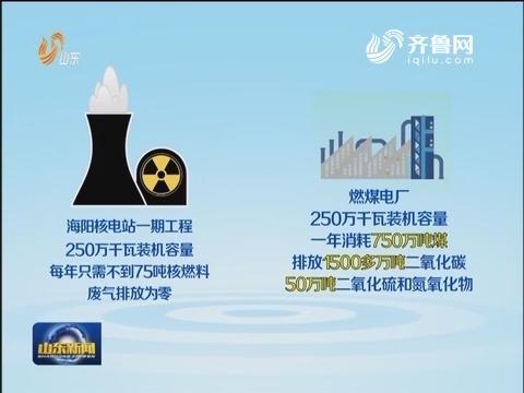 关注核电站安全:辐射微乎其微 核电清洁高效
