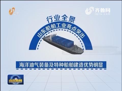 山东船舶:产业链协同发展 提升综合竞争力