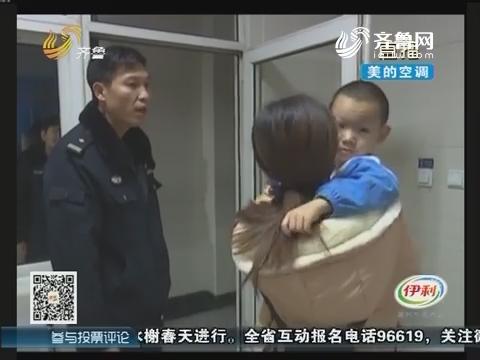 淄博:傍晚七点 遇见奇怪小孩
