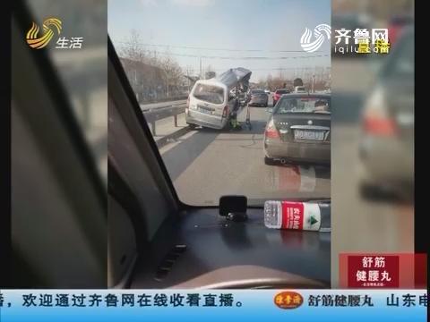 悲!潍坊发生惨烈交通事故