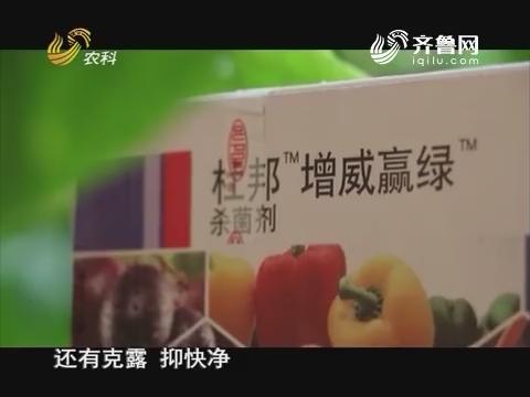 20161229《当前农事》:杜邦增威赢绿