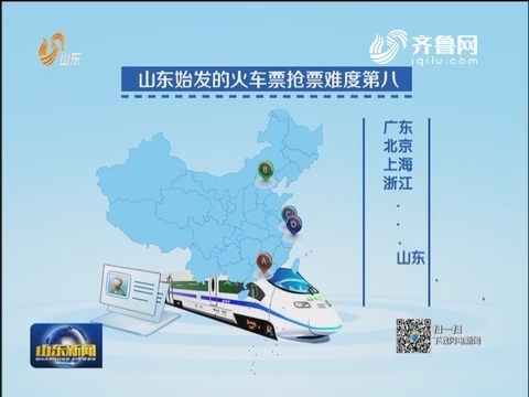【春运大数据】铁路客流最大目的地是东北 主要来源地在北上广