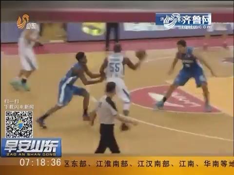 CBA:苦战加时 青岛主场107:105胜江苏