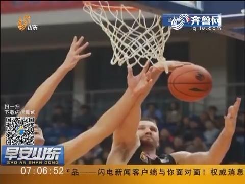 CBA:辽宁击败青岛迎来四连胜
