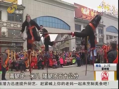 济南:民族文化艺术展开演了!