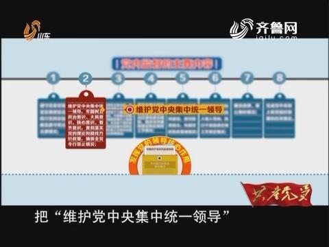 【微型党课】动画解读:党内监督的主要内容