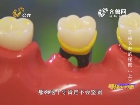 20170321《身体健康》:牙齿长寿的秘密(上)