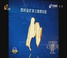 山东探获国内最大单体金矿床