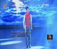 《花漾梦工厂2》:田亮巅峰之战 惊险高空立绳
