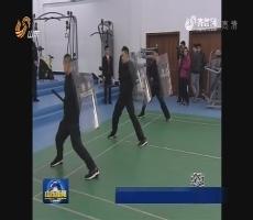 张新起带队视察菏泽、枣庄法院执行工作