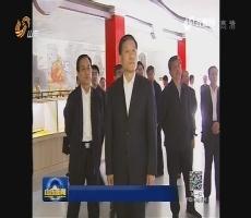 夏耕带领立法调研组到济宁泰安进行立法调研