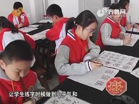 20170422《国学小名士》:国学走进校园 走进临沂杏园小学