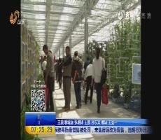 第六届中国(莘县)瓜菜节暨中原现代农业嘉年华开幕