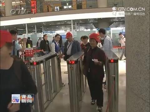 青岛机场推进旅客全流程自助乘机系统建设