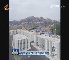 青岛西海岸新区全面启动产业小镇开发建设