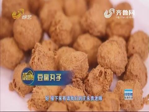 百姓厨神:百年传承名吃 李氏豆腐丸子