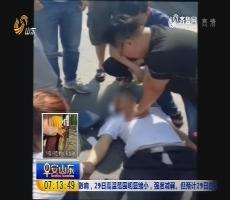 滨州:路遇被撞老人 八名护士齐相救