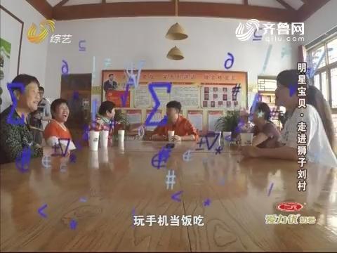 明星宝贝:李鑫调解婆媳关系不料现场混乱不堪