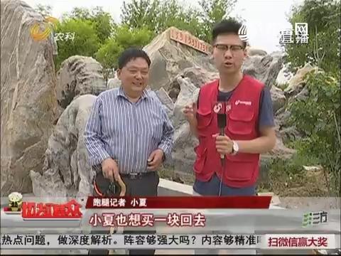 【三方帮您办】张店:300吨泰山石急售!造型独特价格低