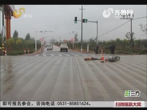 """【检查室的故事】日照:解除""""死亡之路""""顽疾"""