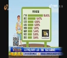 """【闪电指数】父亲节撞上购物节 山东""""潮爸""""购买力全国第四"""