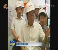 杨东奇在烟台调研