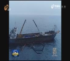 国内首艘养殖工船日照启航