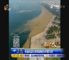 【热点快搜】希腊高温引发海滨城市环境污染