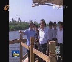 王军民在高唐调研时强调 争创农业农村发展新优势