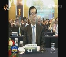 海外高层次人才座谈会在青岛举行