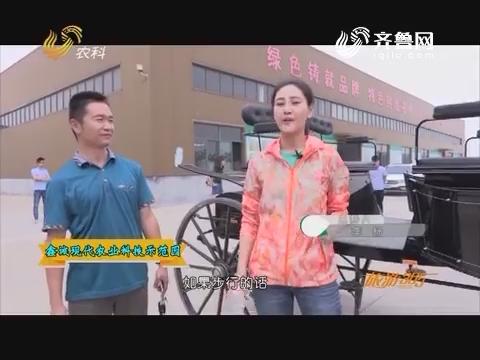 20170716《旅游365》:走进鑫城现代农科科技示范园