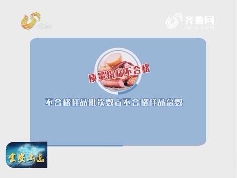 山东省抽检汇总发布 食品添加剂农药残留问题突出