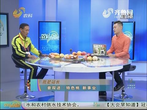 20170731《农科tb988间》:我是站长——特色桃 新事业