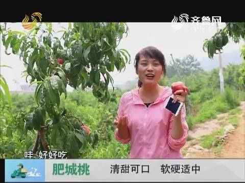 20170804《中国原产递》:肥城桃