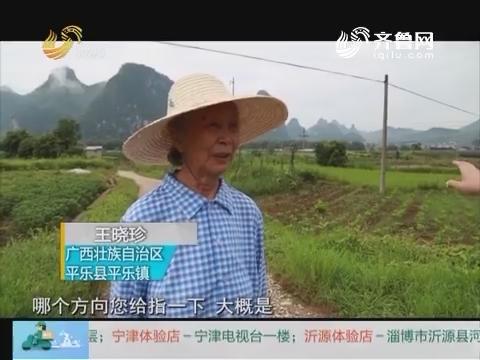 20170813《中国原产递》:野生甜茶