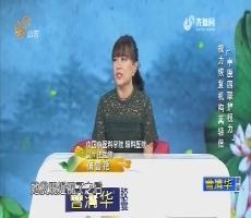 20170815《大医本草堂》:中医四联护视力
